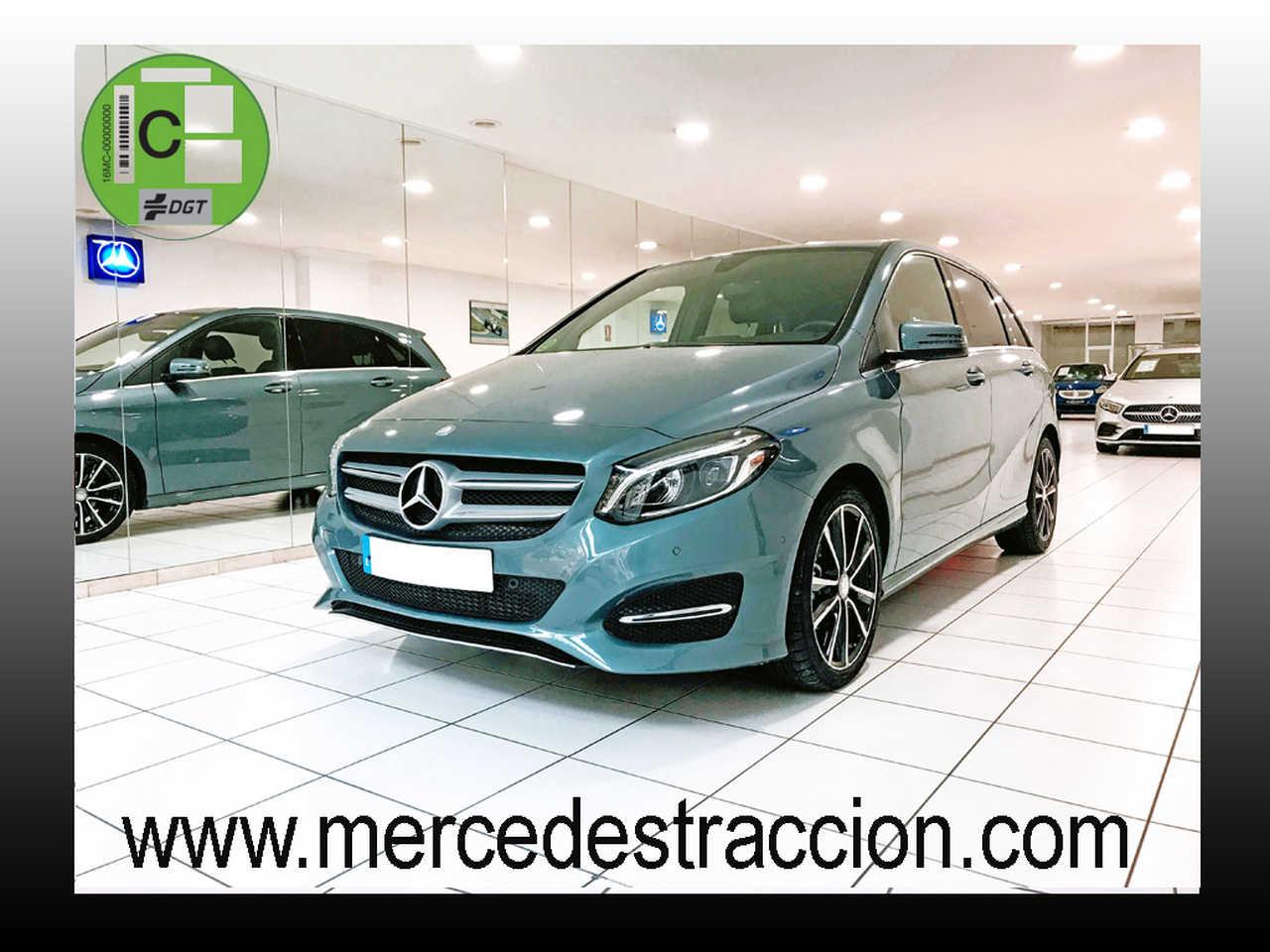 Mercedes Clase B 180 d/ 7G-DCT/Paquete Sport/Urban/Clima/35.000 km   - Foto 1