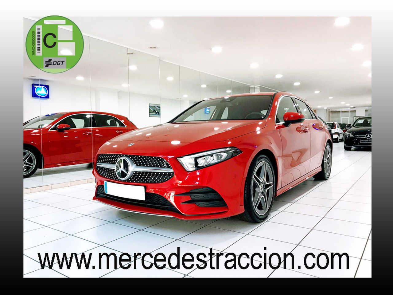 Mercedes Clase A 180 7G-DCT/AMG Line/MBUX/Camara   - Foto 1