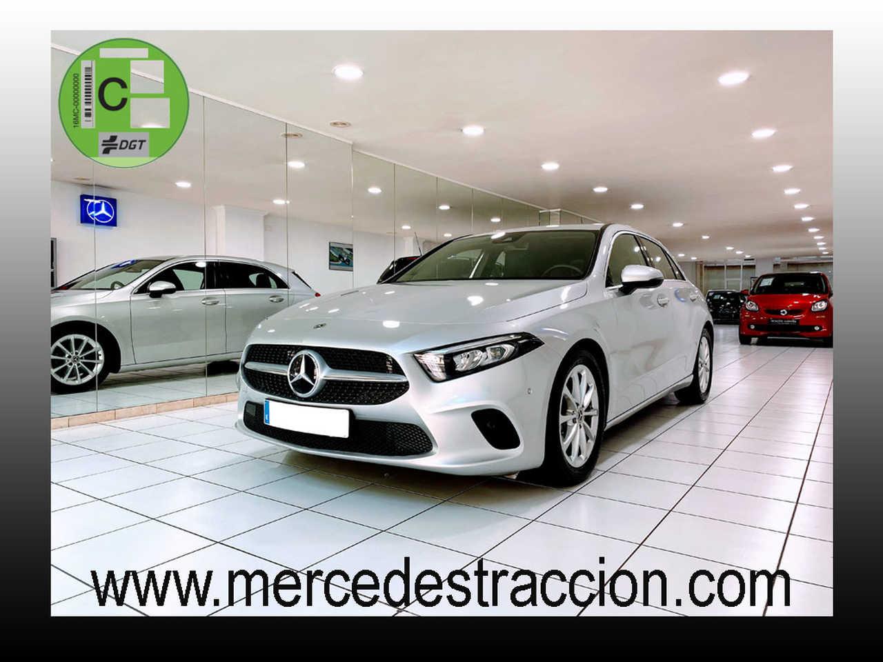 Mercedes Clase A 180 d 7G-DCT/Advantage/MBUX/Cuero   - Foto 1