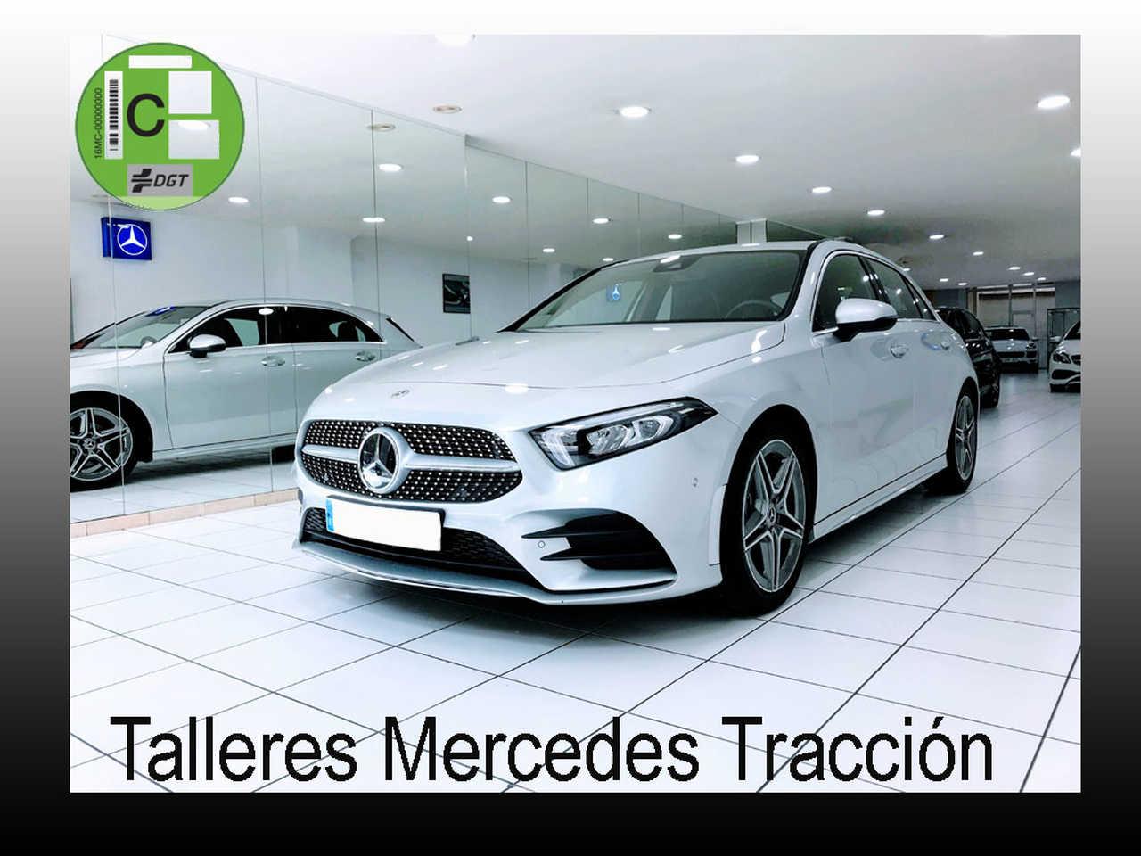 Mercedes Clase A 180 d 7G-DCT/AMG Line/MBUX/Camara   - Foto 1