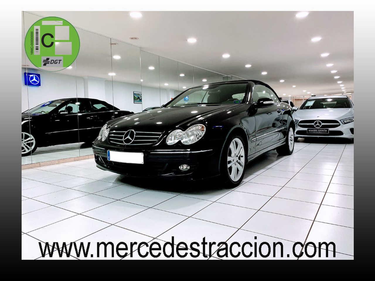 Mercedes CLK 280 Cabrio/7G/Avantgarde/67.870 km   - Foto 1