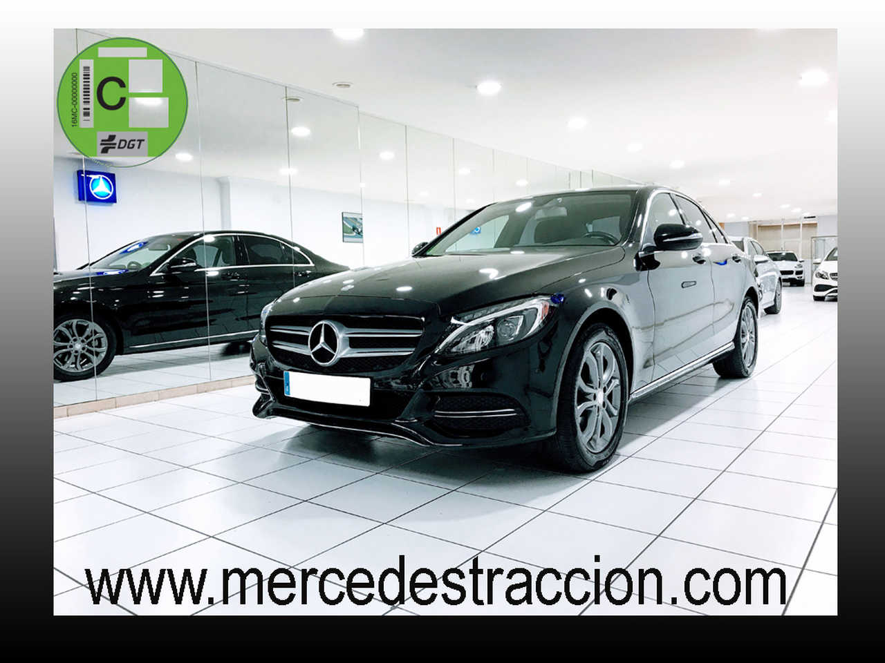 Mercedes Clase C 220 BlueTec 7G Plus/Avantgarde/Leds   - Foto 1