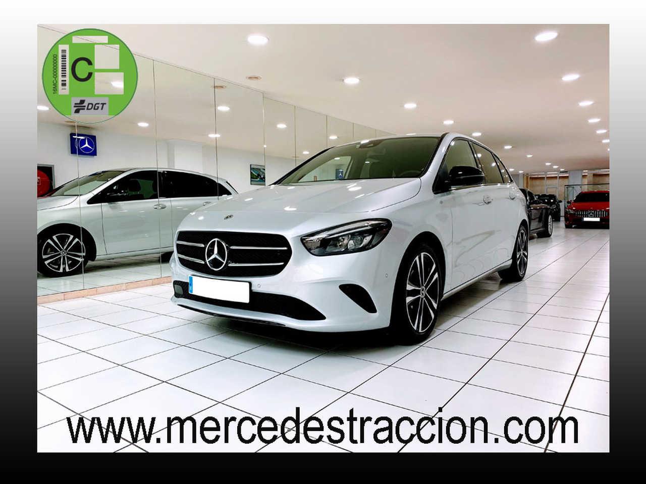 Mercedes Clase B 200 d/Paquete Premium/Car Play/Paquete Noche   - Foto 1