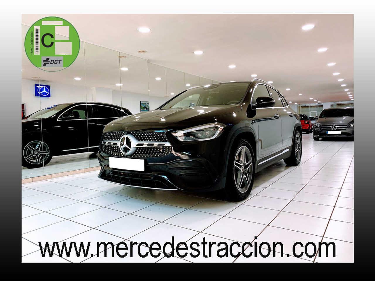 Mercedes GLA 220 d 4 Matic/AMG Line/8 G/Navegación/Parktronic/Km 0   - Foto 1