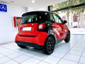Smart Fortwo 81CV EQ Coupe/Passion/Navegador/CarPlay   - Foto 19