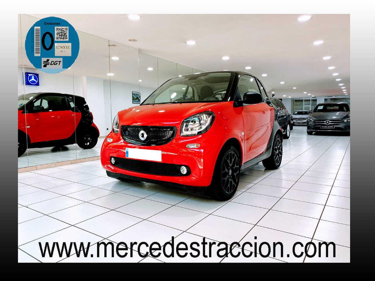 Smart Fortwo 81CV EQ Coupe/Passion/Navegador/CarPlay   - Foto 1