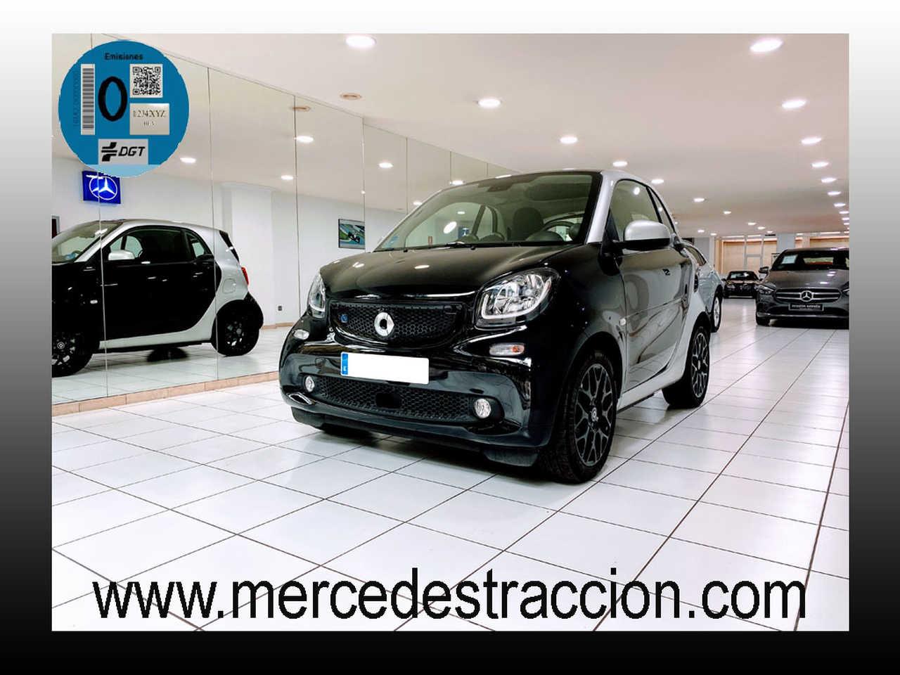 Smart Fortwo 81CV EQ Coupe/Passion/Paquete Deportivo 6.285 km   - Foto 1