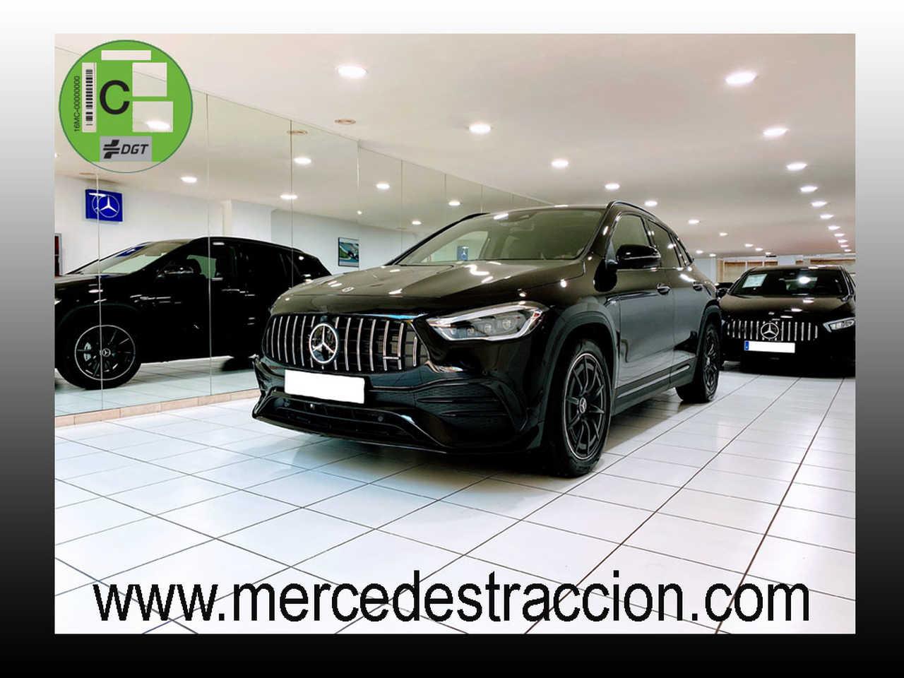 Mercedes GLA 35 AMG 4 Matic/AMG Line/8 G/Navegación/Parktronic/Km 0   - Foto 1