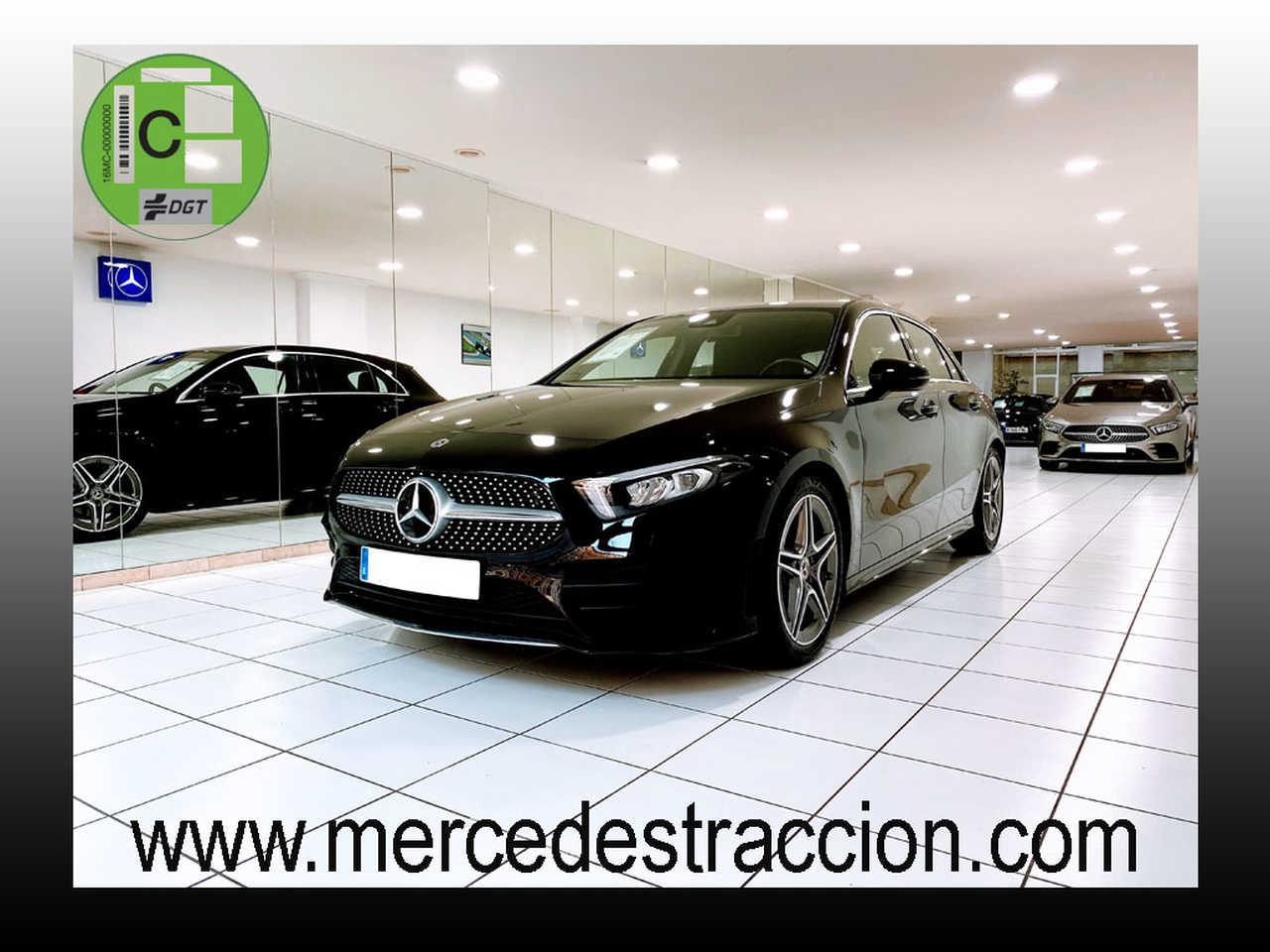 "Mercedes Clase A 180 7G-DCT/AMG Line/Car-Play/Llanta 18""   - Foto 1"