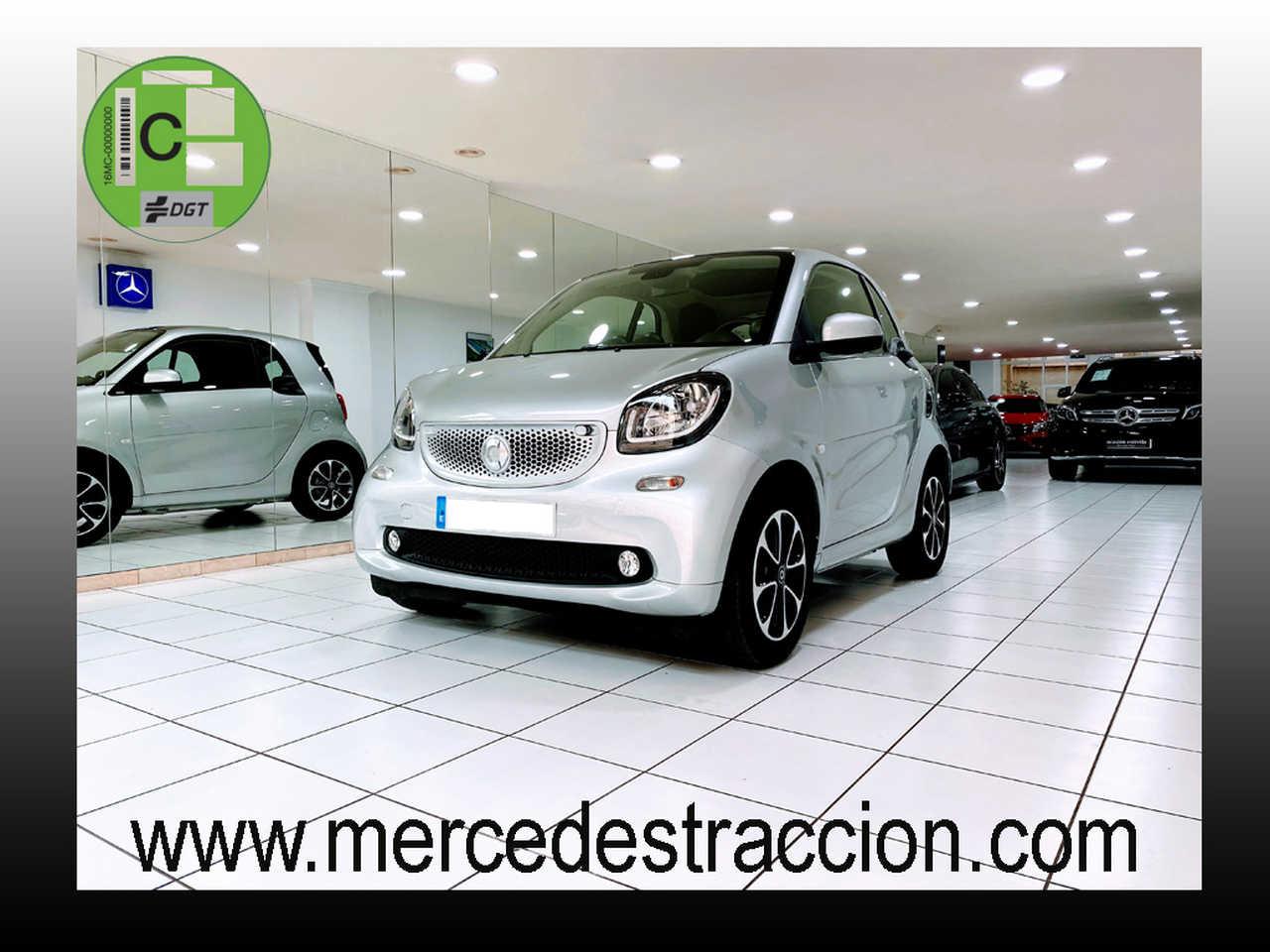 Smart Fortwo 71CV Coupe/Passion/Automático/Clima   - Foto 1