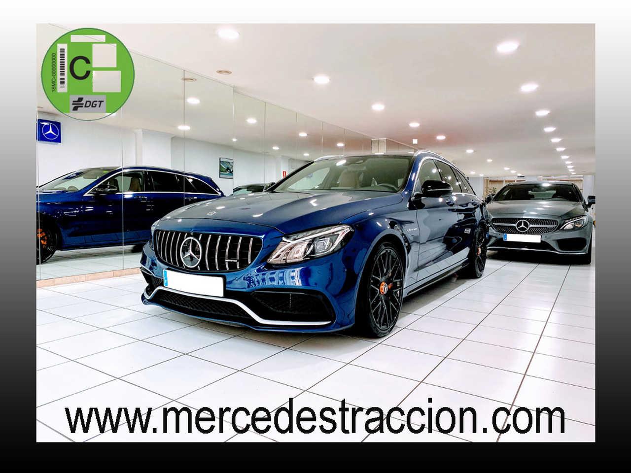 Mercedes Clase C Estate AMG 63 S/AMG Driver 290 km/SUPER FULL   - Foto 1