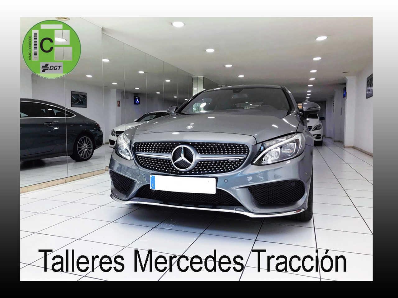 "Mercedes Clase C 220 d Coupe 4 Matic/Paquete AMG/Llanta 19""/Camara   - Foto 1"