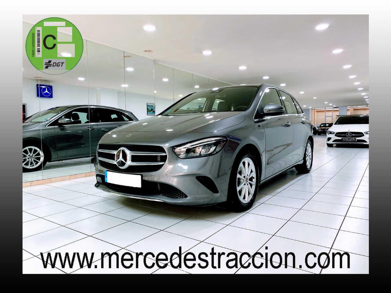 Mercedes Clase B 180 7G-DCT/Paquete Premium/Car Play/Cuero/6.875 Km   - Foto 1