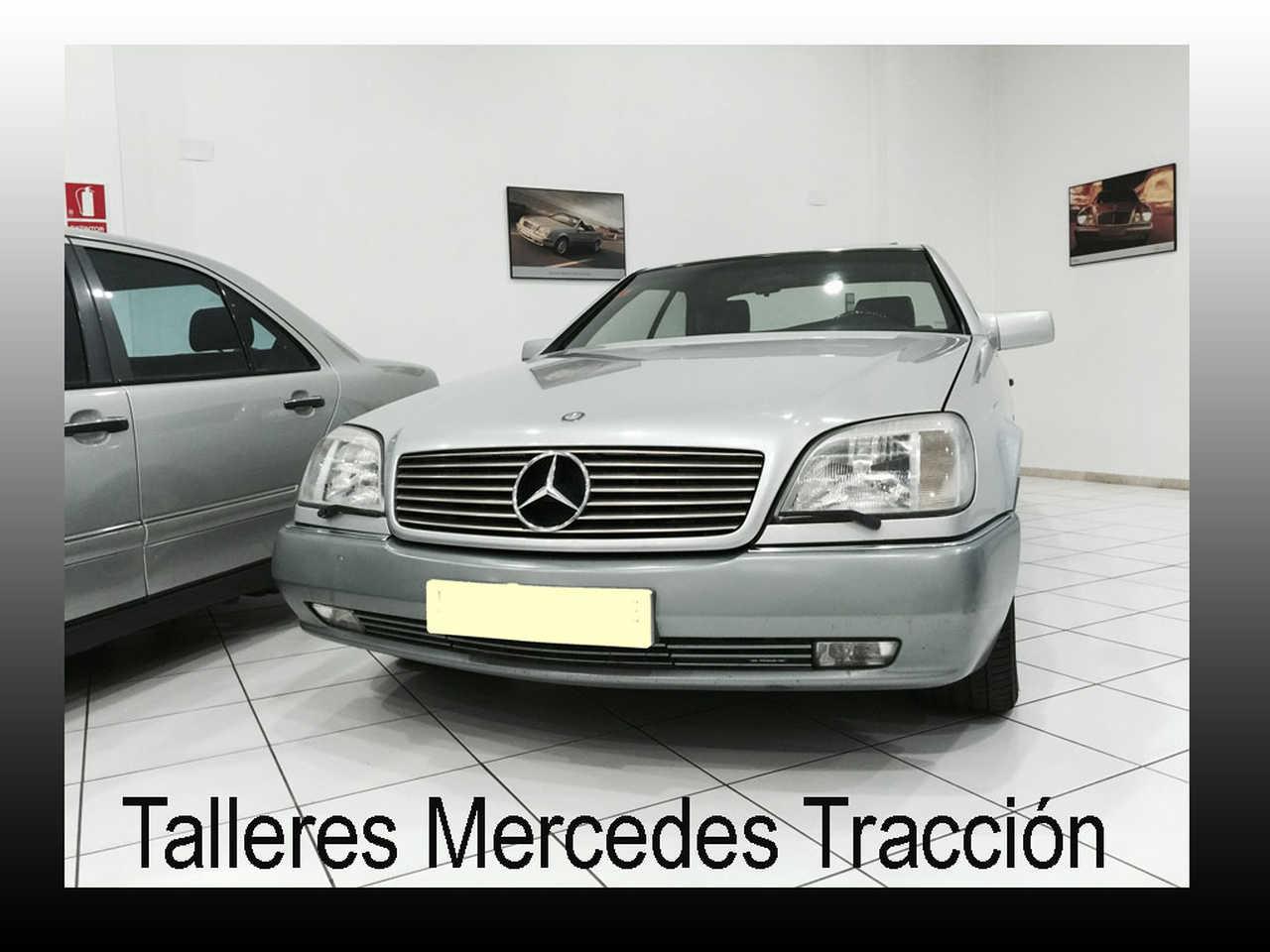 Mercedes Clase S 500 Coupé/Techo/Cuero/Nacional   - Foto 1