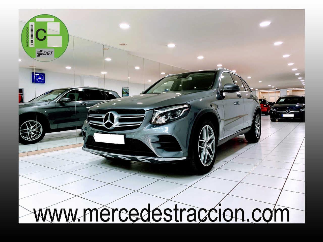 Mercedes GLC 220 d 4 Matic/AMG Line/Techo Panorámico   - Foto 1