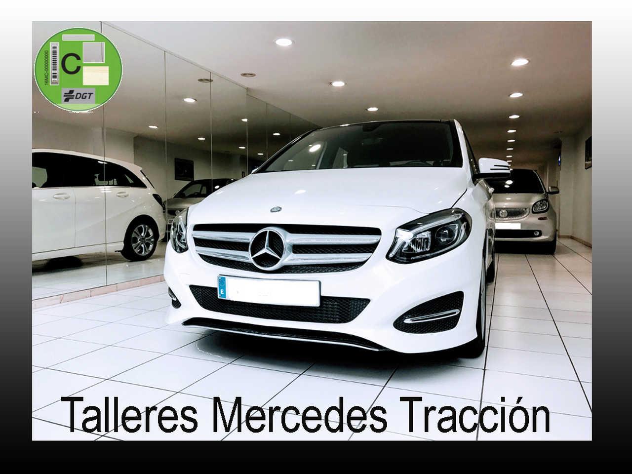 Mercedes Clase B 180 d/Automático/Techo Panorámico/Camara Trasera   - Foto 1