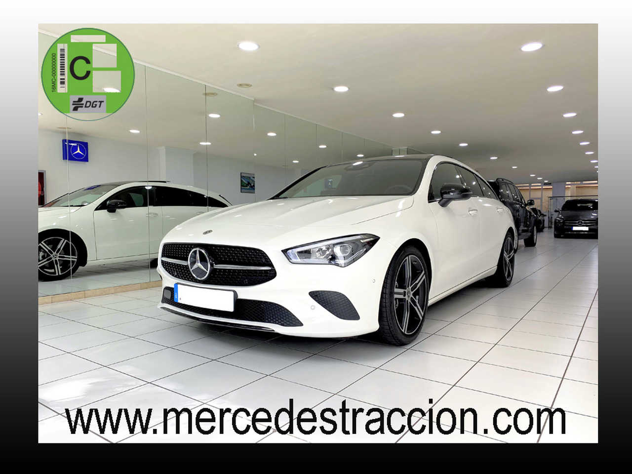 Mercedes CLA 180 SB/ 7G-DCT/Paquete Premium/Car Play/Techo Panorámico   - Foto 1