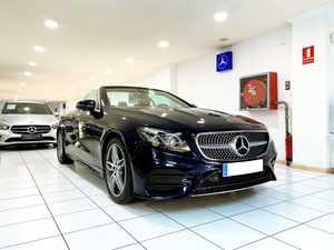 "Mercedes Clase E 220 d Cabrio/Paquete Premium Plus/Llanta 19""   - Foto 32"