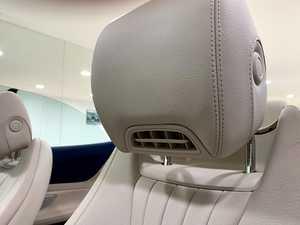 "Mercedes Clase E 220 d Cabrio/Paquete Premium Plus/Llanta 19""   - Foto 20"