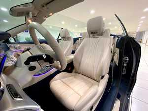 "Mercedes Clase E 220 d Cabrio/Paquete Premium Plus/Llanta 19""   - Foto 22"