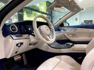 "Mercedes Clase E 220 d Cabrio/Paquete Premium Plus/Llanta 19""   - Foto 4"