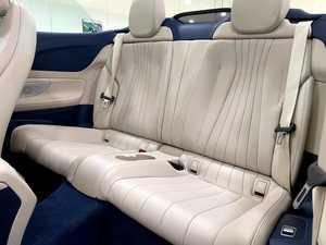 "Mercedes Clase E 220 d Cabrio/Paquete Premium Plus/Llanta 19""   - Foto 21"