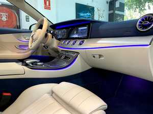 "Mercedes Clase E 220 d Cabrio/Paquete Premium Plus/Llanta 19""   - Foto 16"