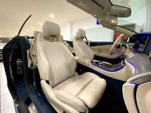 "Mercedes Clase E 220 d Cabrio/Paquete Premium Plus/Llanta 19""   - Foto 23"