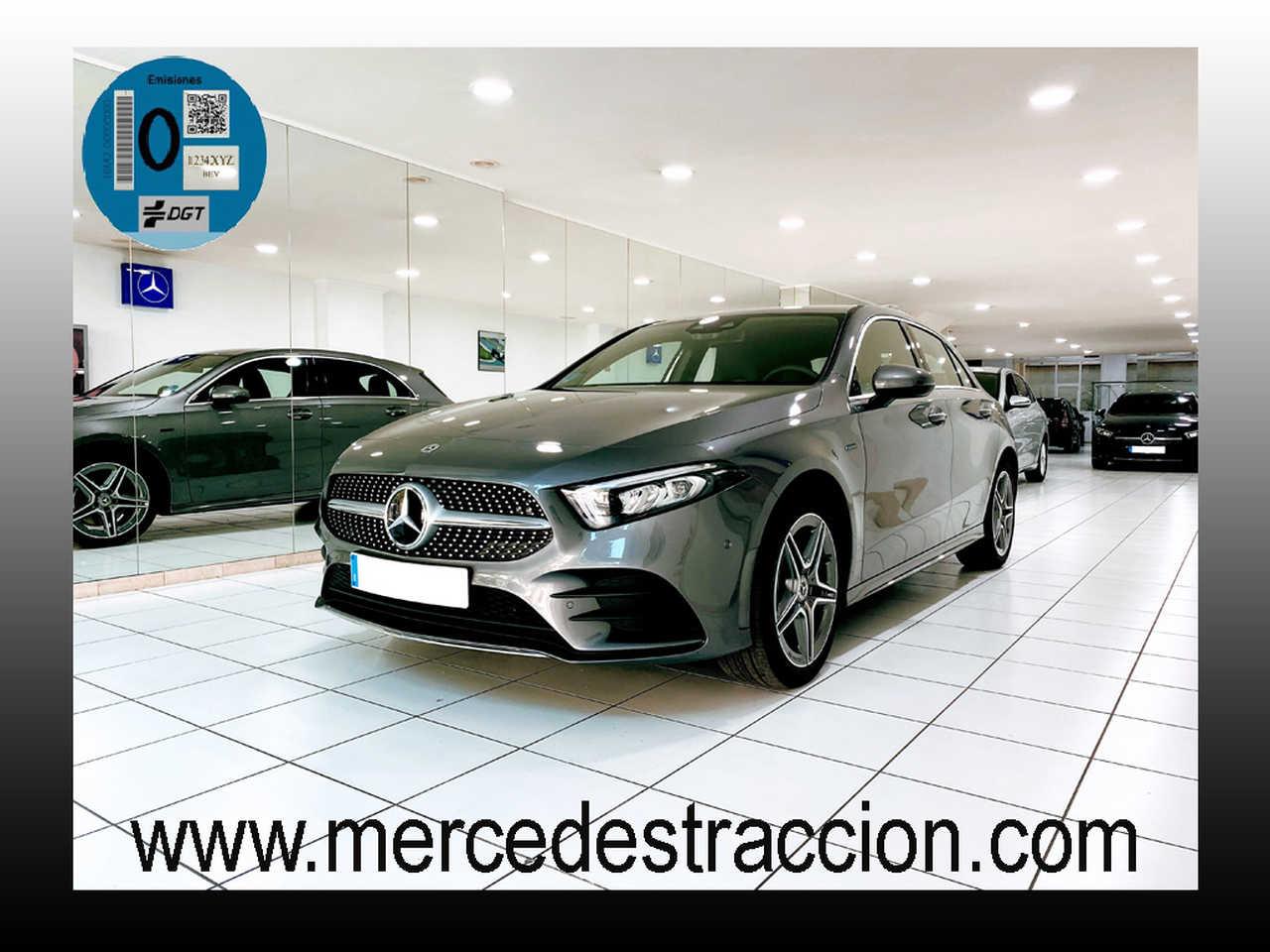 Mercedes Clase A 250 e  8G-DCT/AMG Line/Paquete Premium/Car Play   - Foto 1