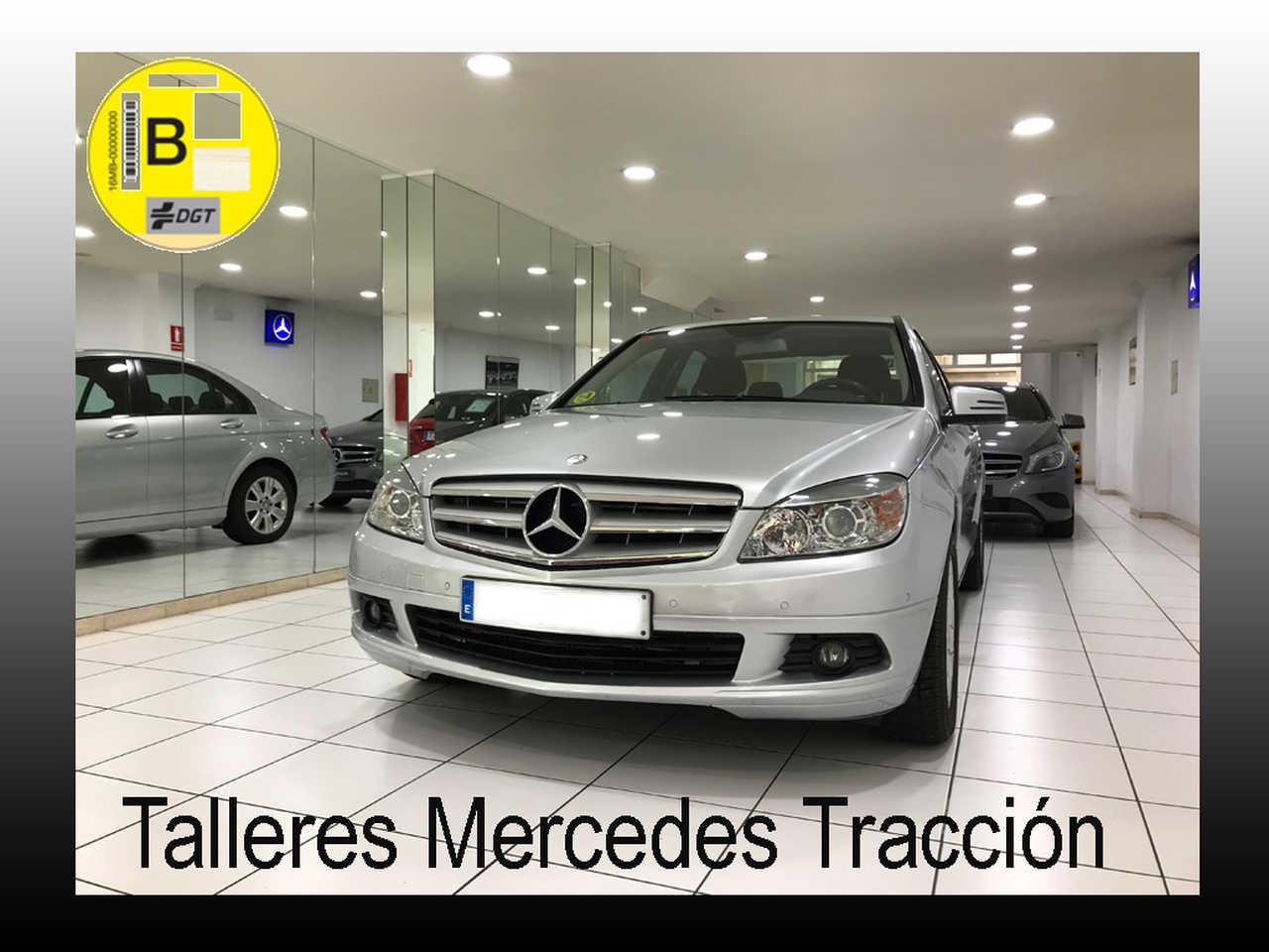 Mercedes Clase C 220 CDI BE Edition/Automático/Comand/51.000 km   - Foto 1