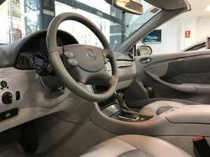 Mercedes CLK 240 Cabrio/Avantgarde/Automático/Cuero   - Foto 4