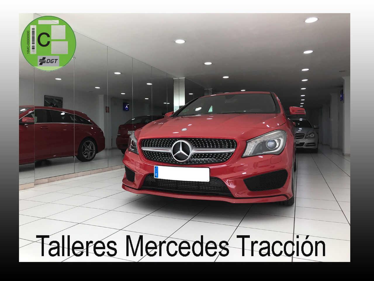 Mercedes CLA 200 CDI Shooting Brake/AMG Line/Nacional   - Foto 1