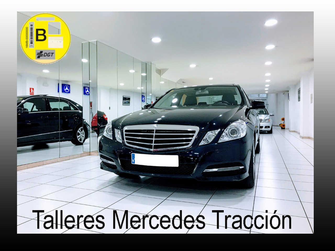 Mercedes Clase E 200 CDI/Avantgarde/7G Plus/ILS/Techo Panoramico   - Foto 1