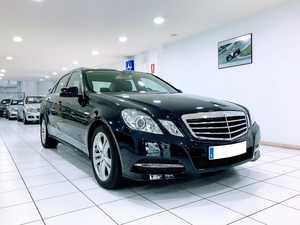 Mercedes Clase E 200 CDI/Avantgarde/7G Plus/ILS/Techo Panoramico   - Foto 2