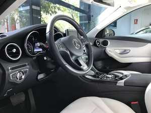 Mercedes Clase C 220 BlueTec/7G/Techo Panorámico/Paquete AMG   - Foto 3