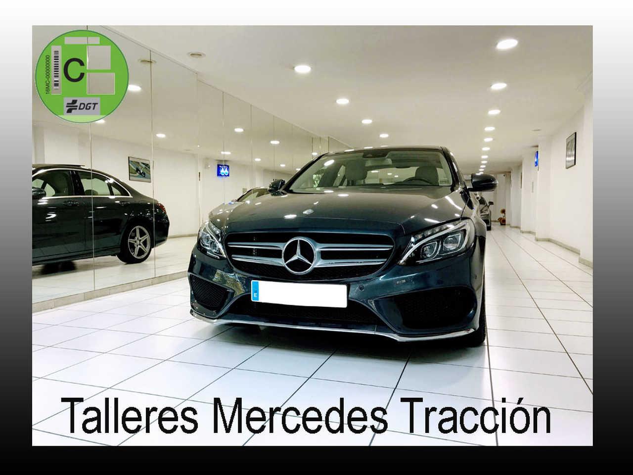 Mercedes Clase C 220 BlueTec/7G/Techo Panorámico/Paquete AMG   - Foto 1