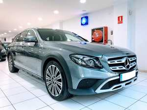 Mercedes Clase E 220 d 4Matic All-Terrain/Techo Panoramico/Camara 360   - Foto 2
