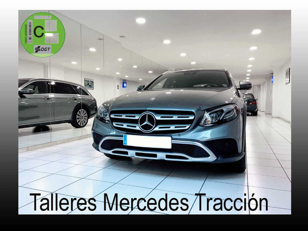 Mercedes Clase E 220 d 4Matic All-Terrain/Techo Panoramico/Camara 360   - Foto 1