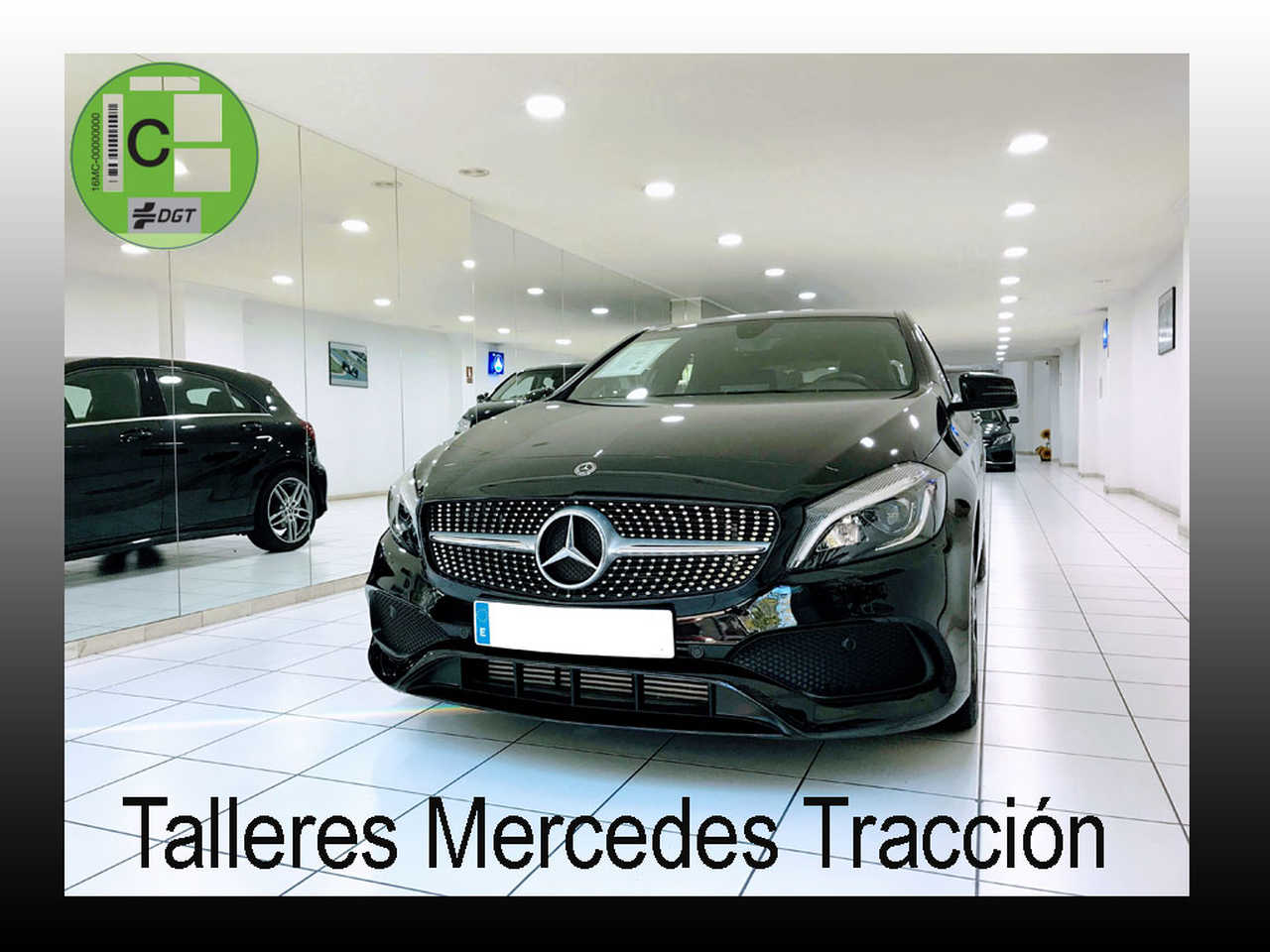 Mercedes Clase A 200 d /7G-DCT/AMG Style/Car Play   - Foto 1