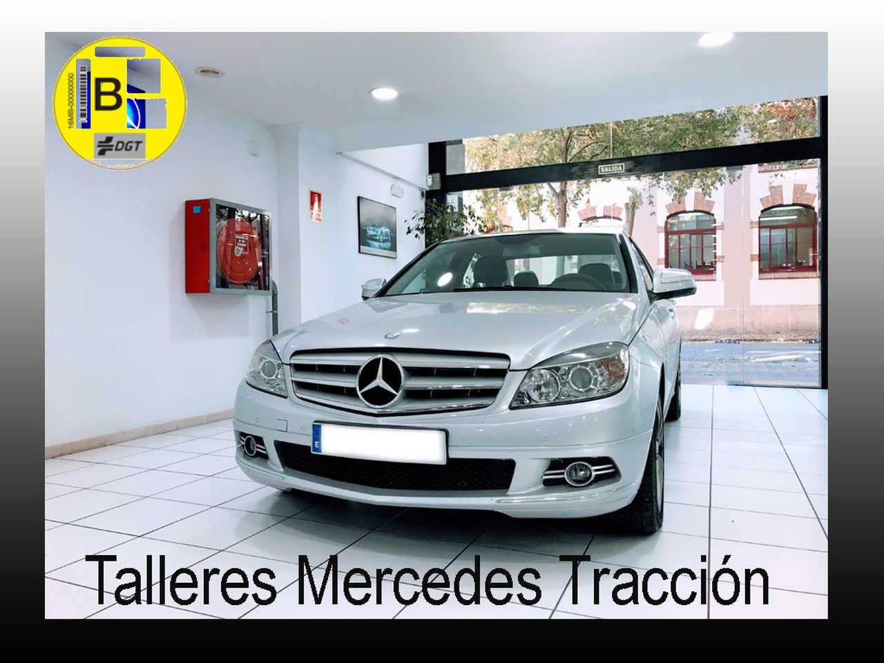 Mercedes Clase C 220 CDI/Avantgarde/Automático/64.000 km   - Foto 1