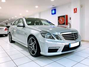 Mercedes Clase E 63 AMG/Drivers Packge AMG Vel Max 300 km/h/Full Equip   - Foto 2