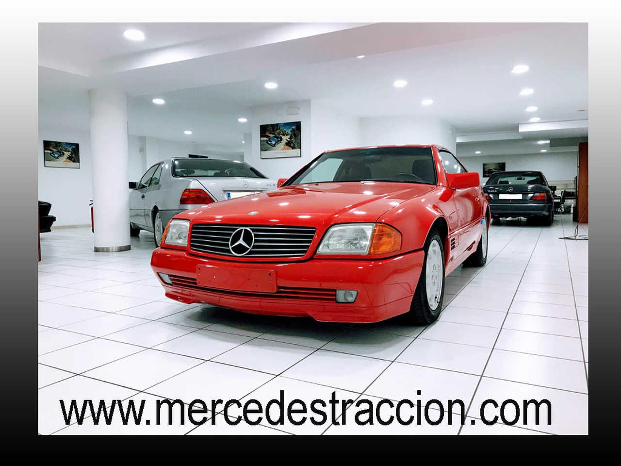 Mercedes Clase SL 320 /Cuero/4 Plazas   - Foto 1