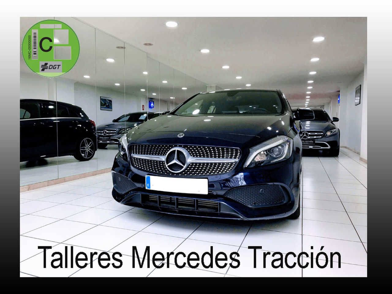 Mercedes Clase A 180 7G-DCT/AMG Style/Car Play   - Foto 1