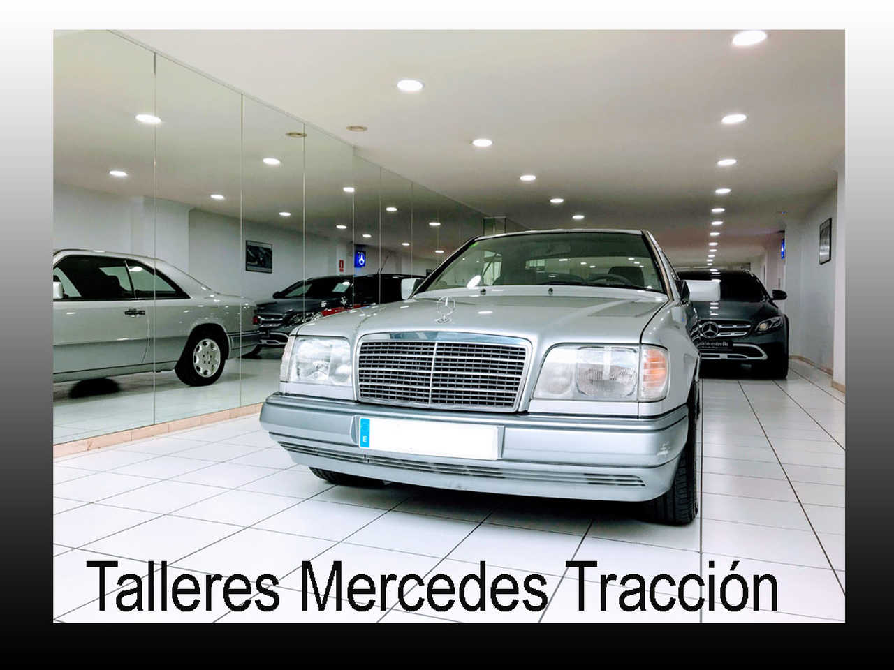 Mercedes Clase E 320 Coupe/ 320 CE   - Foto 1