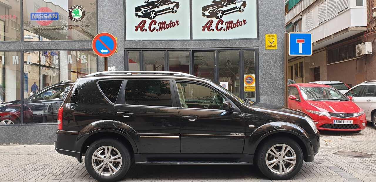 SsangYong Rexton II 270XVT LIMITED AUTO 5p.   - Foto 1