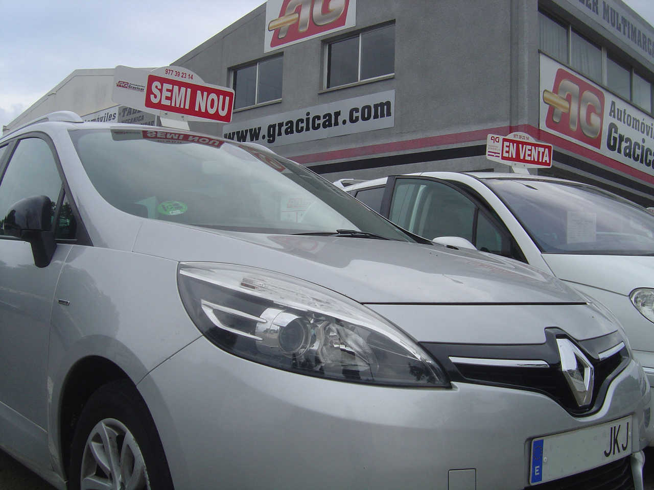Renault Grand Scénic ENERGI LIMITED 130 CV   - Foto 1