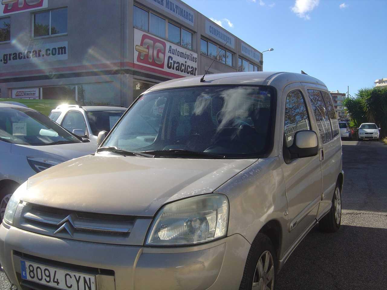 Citroën Berlingo 2.0 HDI  SX 5 PUERTAS ..  - Foto 1