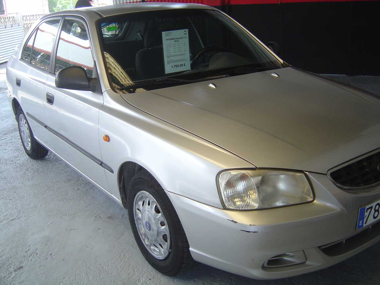 Hyundai Accent 1.3 GLS   - Foto 1