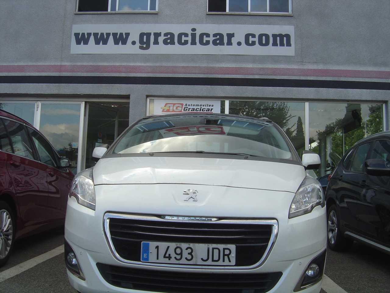 Peugeot 5008 1.6 B HDI  ALLURE   - Foto 1