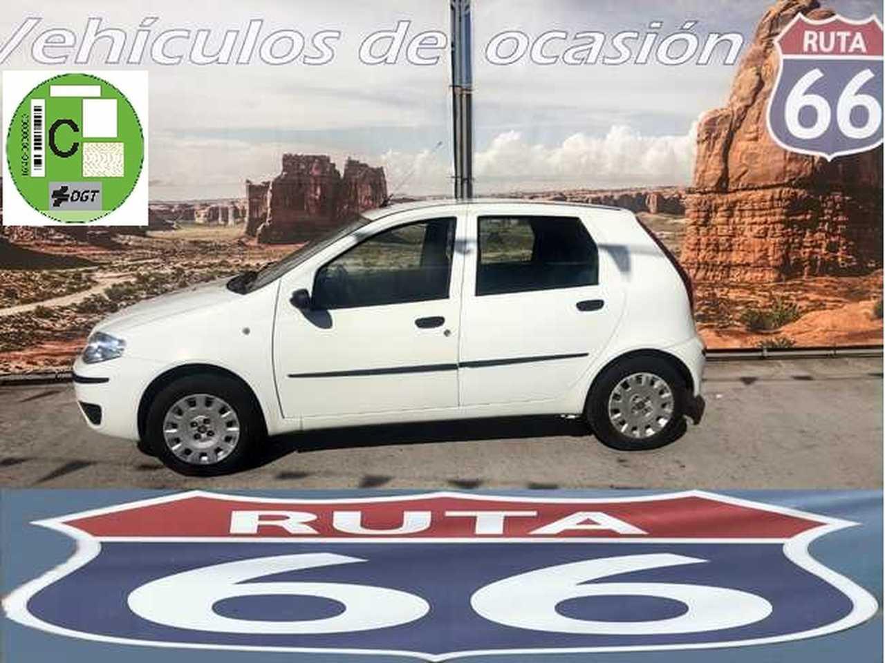 Fiat Punto  Classic 1.2 8v 60cv 5p   - Foto 1